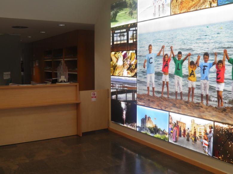 Oficina de turisme de Calafell