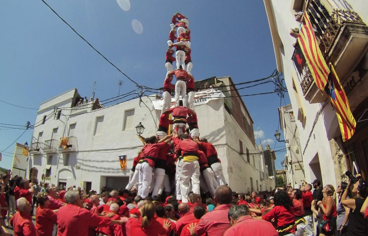 Castellers de La Bisbal